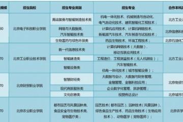 2021年北京7年制贯通培养招生2810人最低录取分数490分